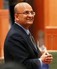Dean Nitin Nohria of Harvard Business School